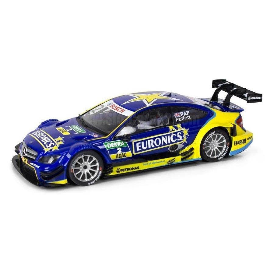 Coche Scalextric WOS W10214S300 Mercedes AMG Paffet Slot Car 1/32 SCX