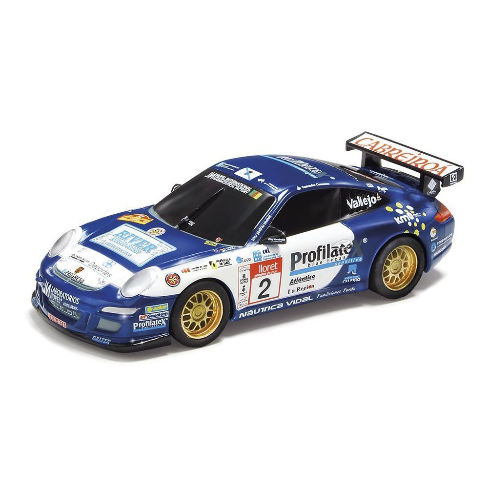 coche scalextric compact