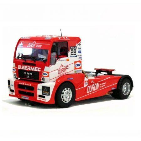 camion MAN scalextric fly truck60