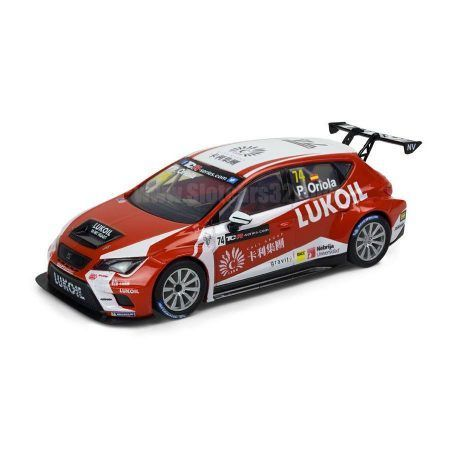 seat leon gt oriol scalextric