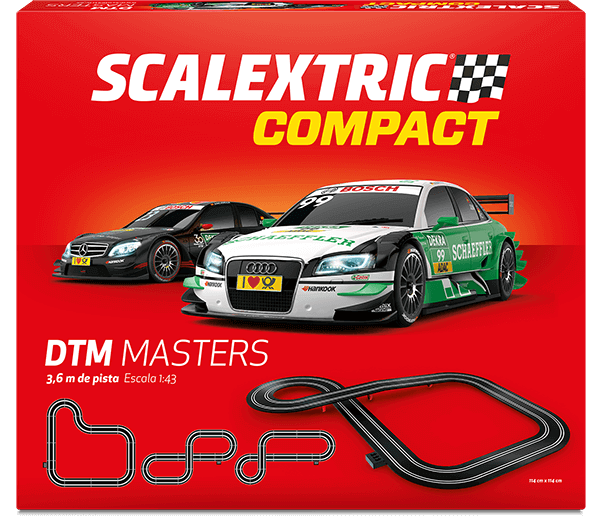 Compact DTM Masters