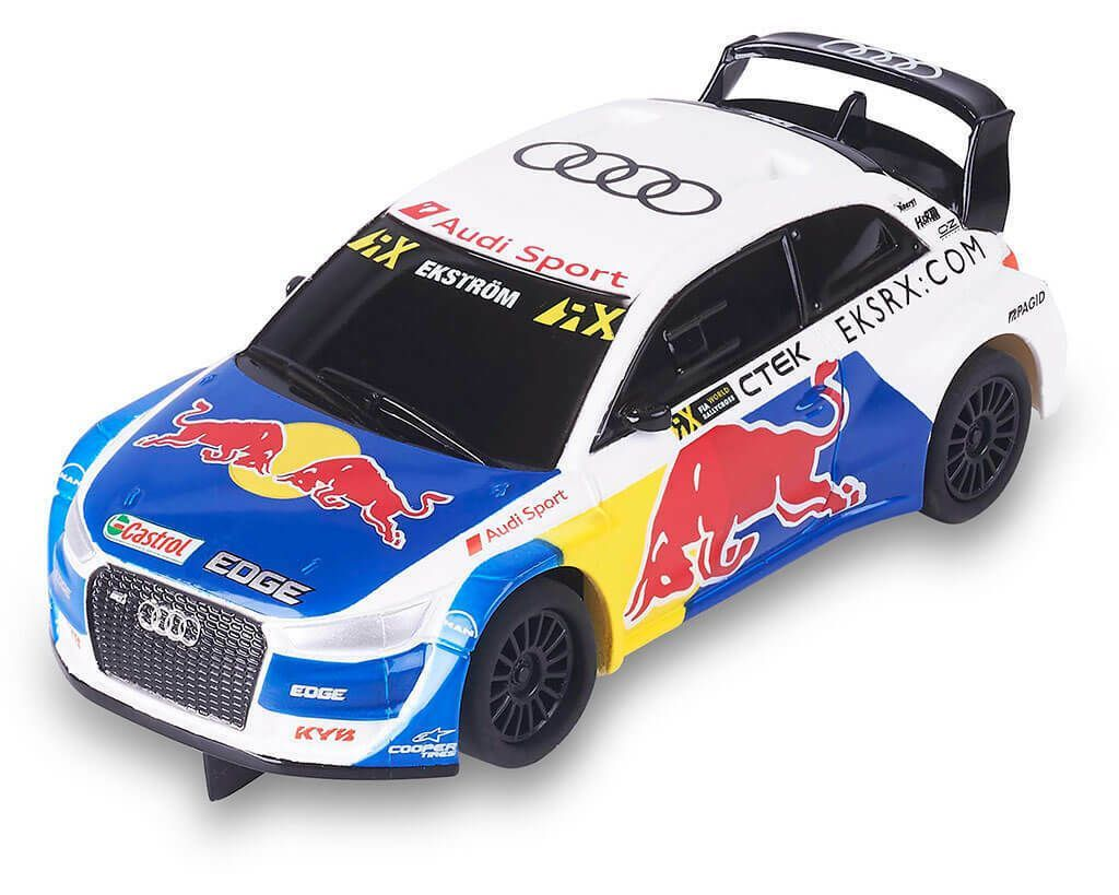 audi s1 compact red bull