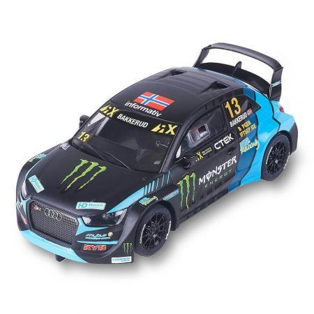 audi s1 wrx monster scalextric