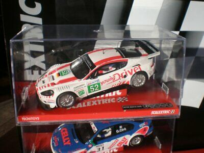 """Scalextric 6484 Aston Martin DBR9 """"YOUNG DRIVER"""""""