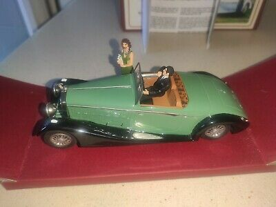 Slot Classic CJ-33 RTR. Hispano Suiza type 68 bicolor, Made by SRC